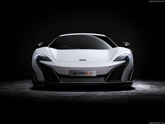 Siêu xe McLaren mới 675LT về cơ bản là một phiên bản mạnh hơn, nhẹ hơn và nhanh hơn của chiếc McLaren 650S