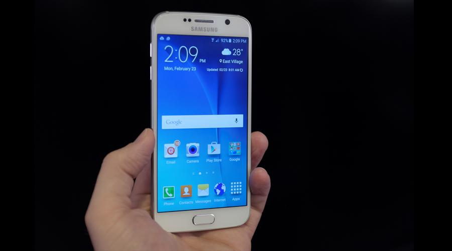 Samsung Galaxy S6 là smart phone hot nhất với những bức hình tuyệt hảo