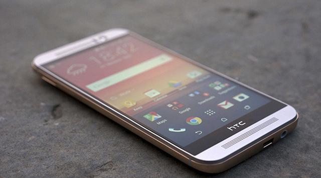 HTC One M9 hiện được giảm giá 1,5 triệu đồng