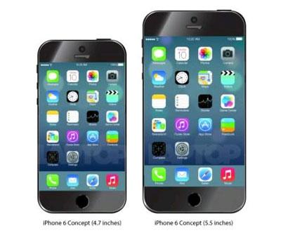 Thế hệ iPhone 6 bắt đầu được Apple sản xuất rộng rãi từ tuần này