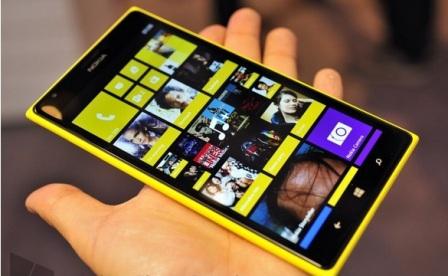 Nokia Lumia 1520 - Phablet Windows Phone đầu tiên