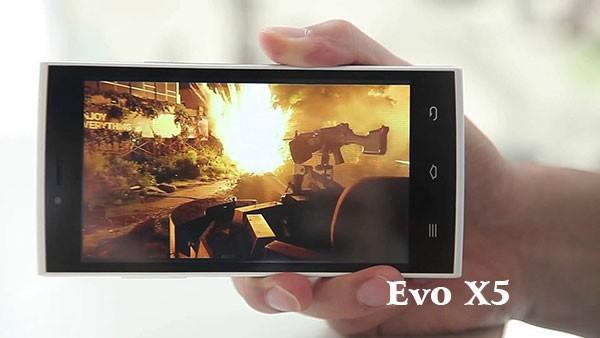 Đây là một chiếc smartphone giá rẻ mang thương hiệu Việt Nam