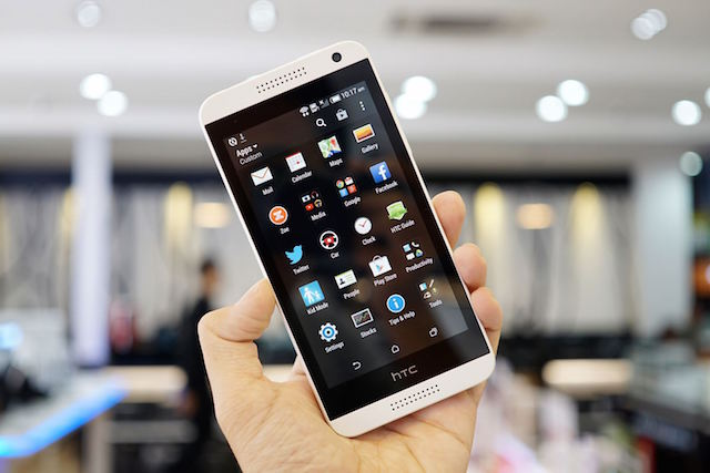 Smartphone giá rẻ HTC Desire 626G sở hữu camera khủng