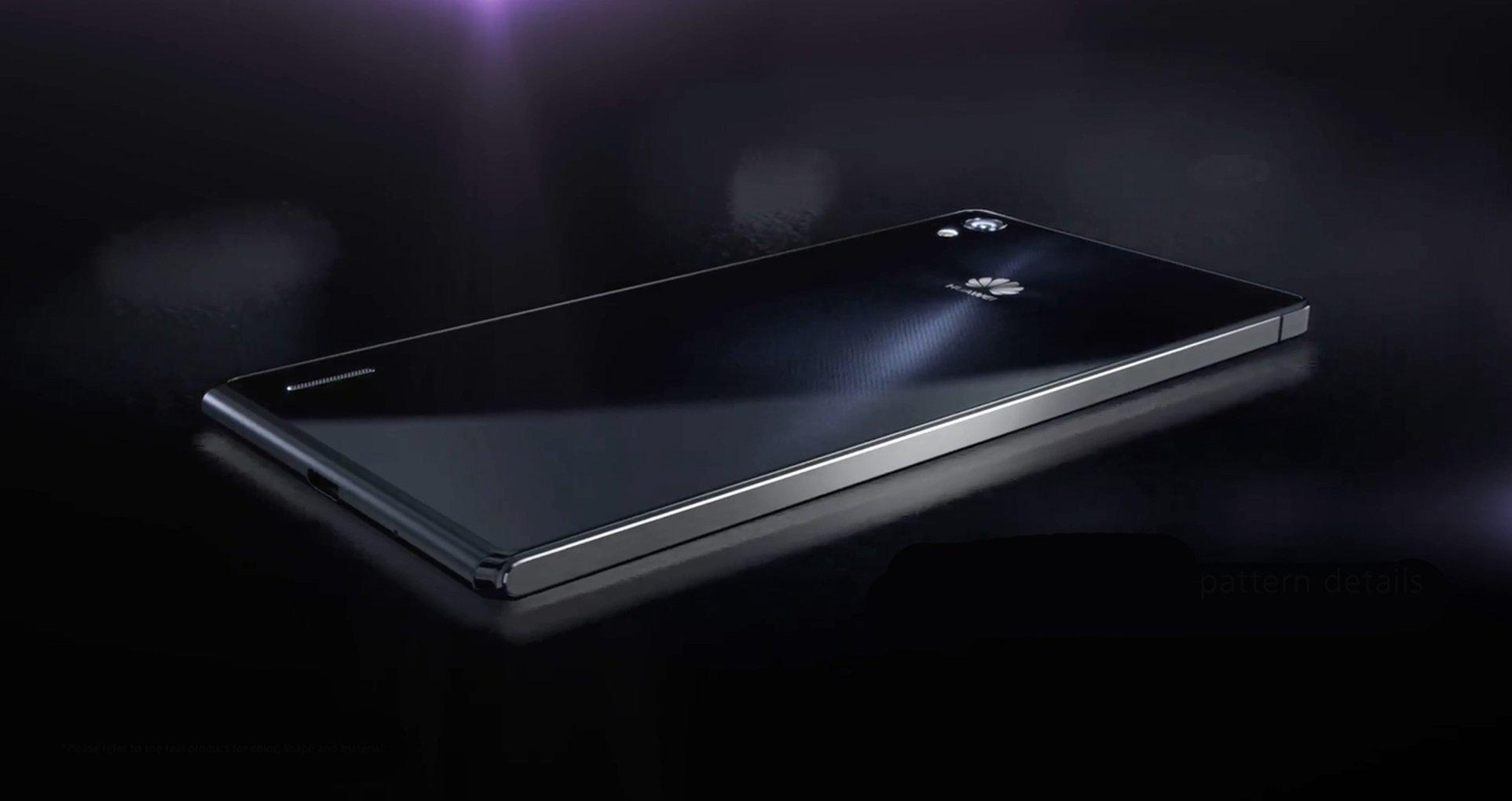 Hình ảnh chiếc smartphone giá rẻ Huawei rò rỉ với vỏ gốm sứ nổi bật