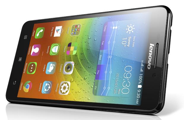 Smartphone giá rẻ Lenovo A5000 sở hữu cấu hình mạnh mẽ, thời lượng pin khủng