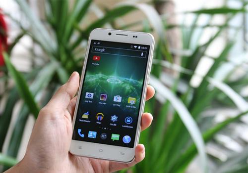 smartphone giá rẻ HERO 2 có cấu hình khá cùng một thiết kế đẹp 'như iPhone 6'