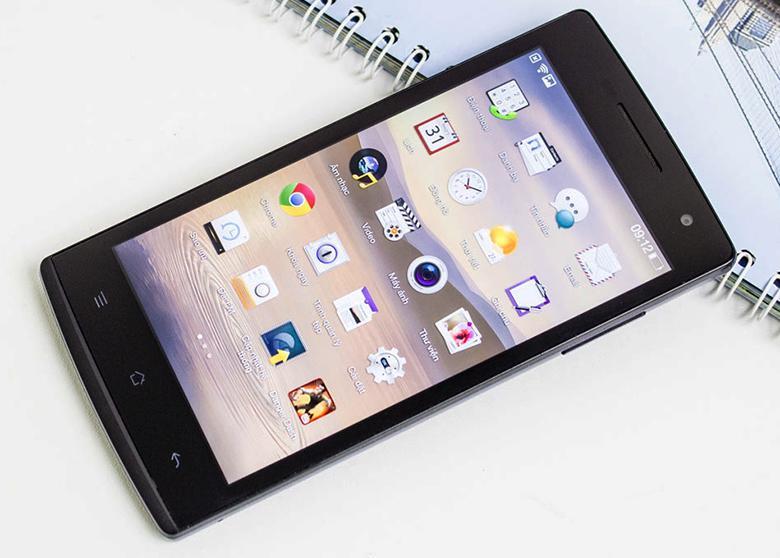 Smartphone giá rẻ phiên bản rút gọn của siêu phẩm LG G3 đình đám