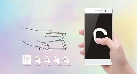 Smartphone giá rẻ không viền màn hình ấn tượng sắp ra mắt