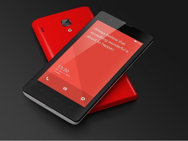 smartphone giá rẻ Xiaomi màn hình Full HD, chạy chip tám nhân