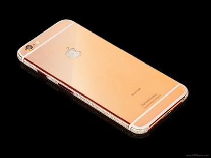 Phiên bản nạm kim cương của chiếc smartphone hot nhất iPhone 6