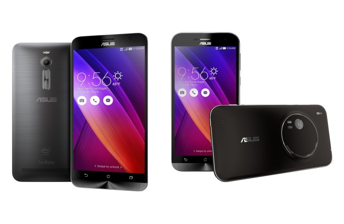 Zenfone Zoom là mẫu smartphone hot nhất của Asus hiện nay