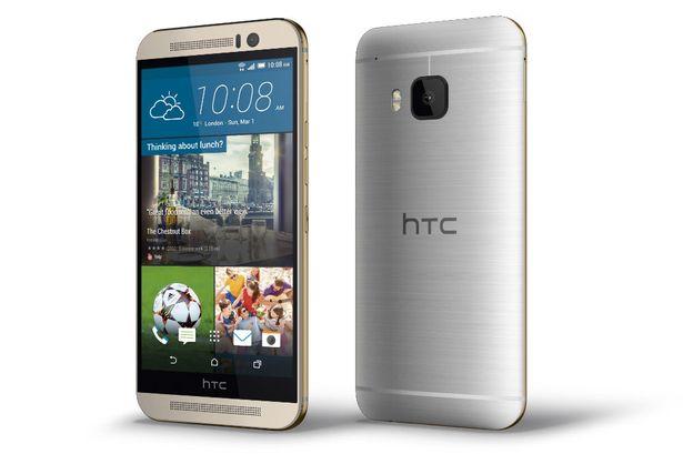 HTC One M9 gây xôn xao dư luận trước khi ra mắt và không phụ lòng mong chờ của người dùng