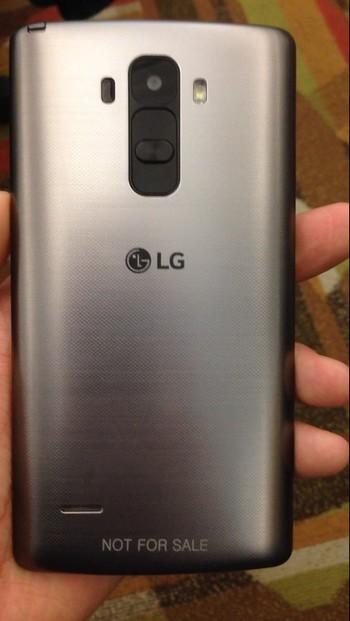 Smartphone hot nhất LG G4 đang làm thị trường công nghệ sôi động bởi nhiều hình ảnh bị tiết lộ