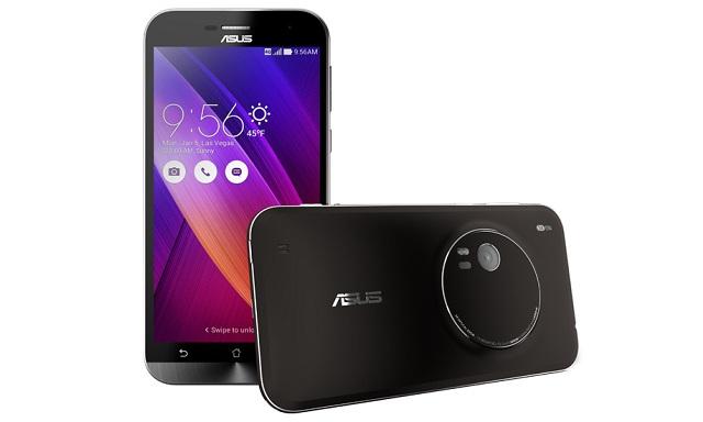 Zenfone Zoom như sở hữu màn hình IPS LCD Full HD 5.5 inch