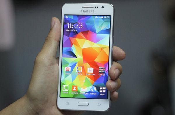 Smartphone hot nhất của Samsung được nâng cấp khá nhiều về công nghệ