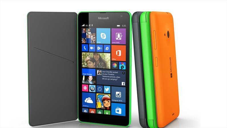 Lumia 435 thuộc dòng smartphone hot nhất và rẻ của Microsoft