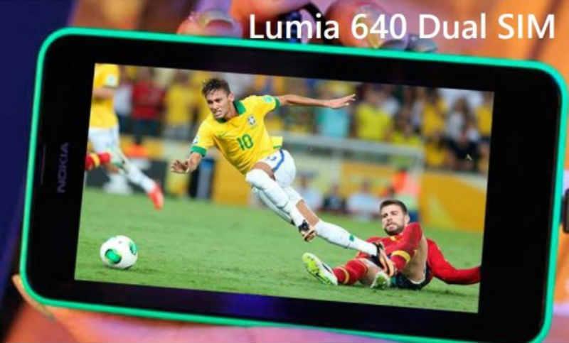Mẫu smartphone 2 sim này sẽ được chạy hệ điều hành Windows 8.1