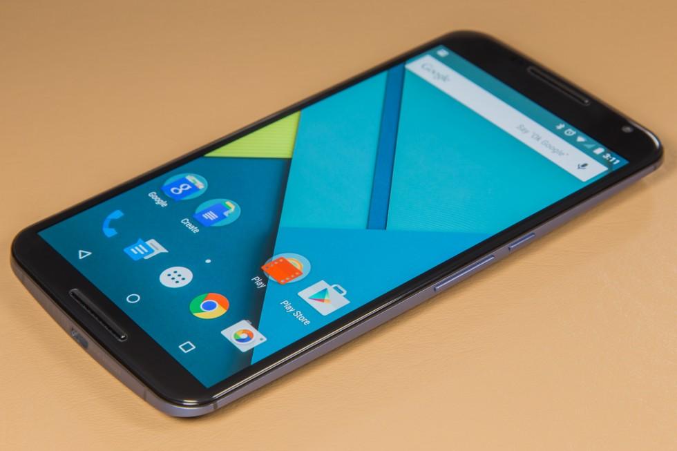 Google Nexus 6 được xem là chiếc điện thoại thông minh Nexus lớn nhất hiện nay