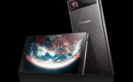 Lenovo Vibe Z2 Pro sở hữu thân hình kim loại mỏng chỉ 7,7mm