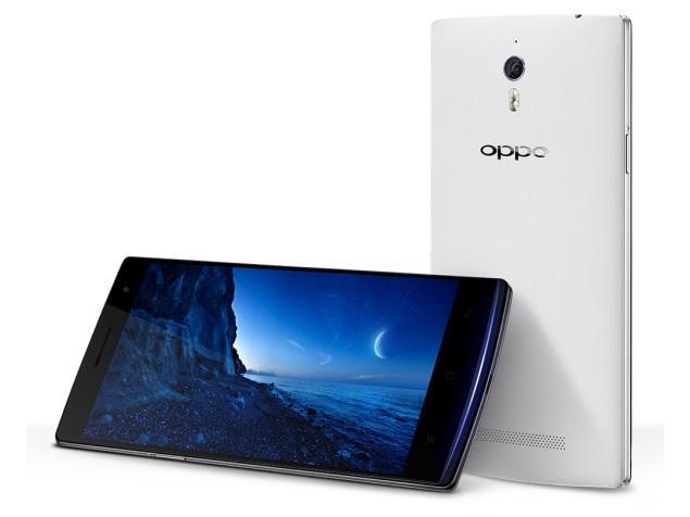 OPPO Find 7 là smartphone hot nhất sở hữu màn hình Quad HD rộng 5,5 inch