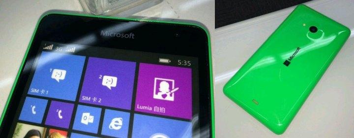 Lumia 1330 thuộc dòng smartphone tầm trung