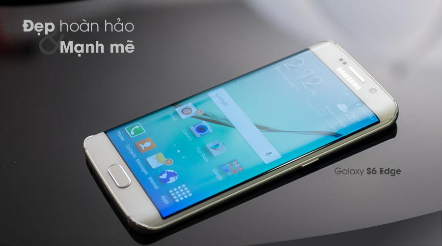 Smartphone hot nhất Samsung Galaxy S6 Edge xứng danh 'tài sắc vẹn toàn' trong làng công nghệ Việt