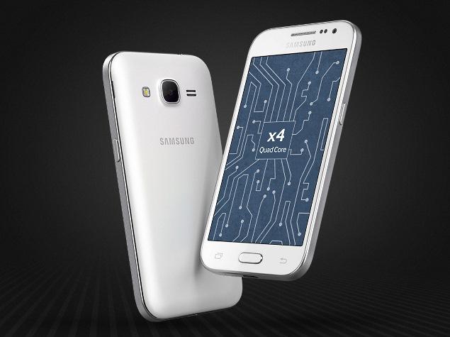 Galaxy Win 2 Duos là mẫu smartphone hot nhất của Samsung hiện nay
