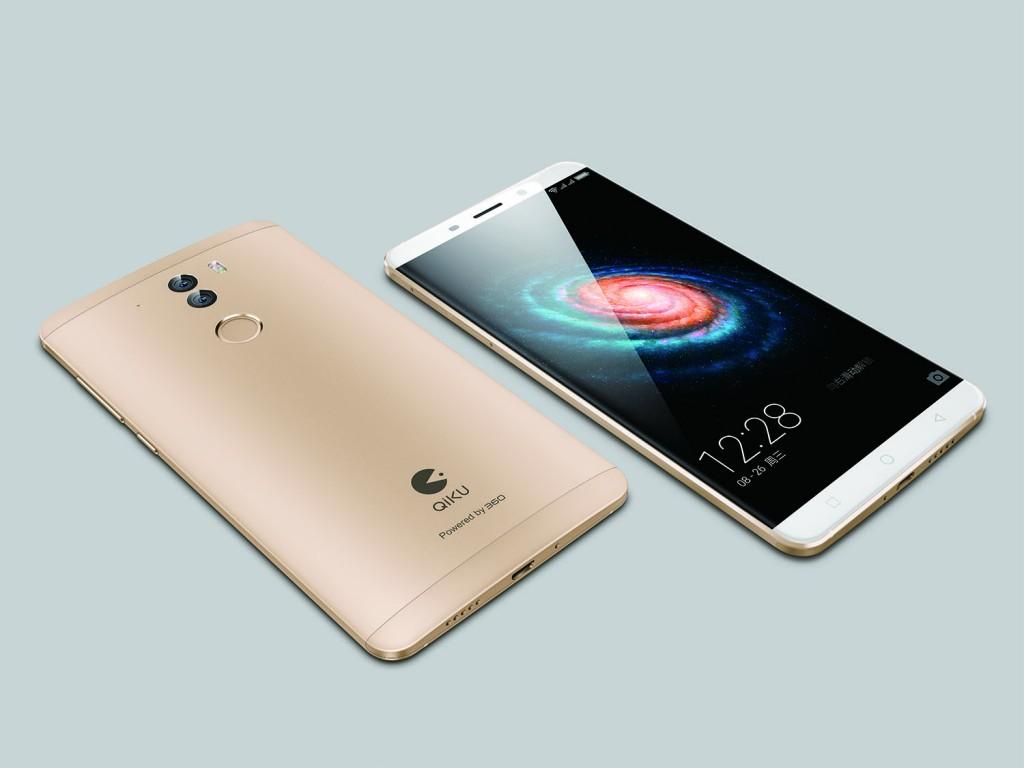 QiKU Terra thuộc hàng smartphone hot nhất phân khúc cao cấp