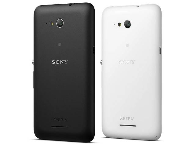 Smartphone hot nhất của Sony có 2 màu truyền thống là đen và trắng