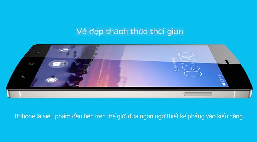 BKAV BPhone có thể so sánh với smartphone đầu bảng của nhiều hãng khác