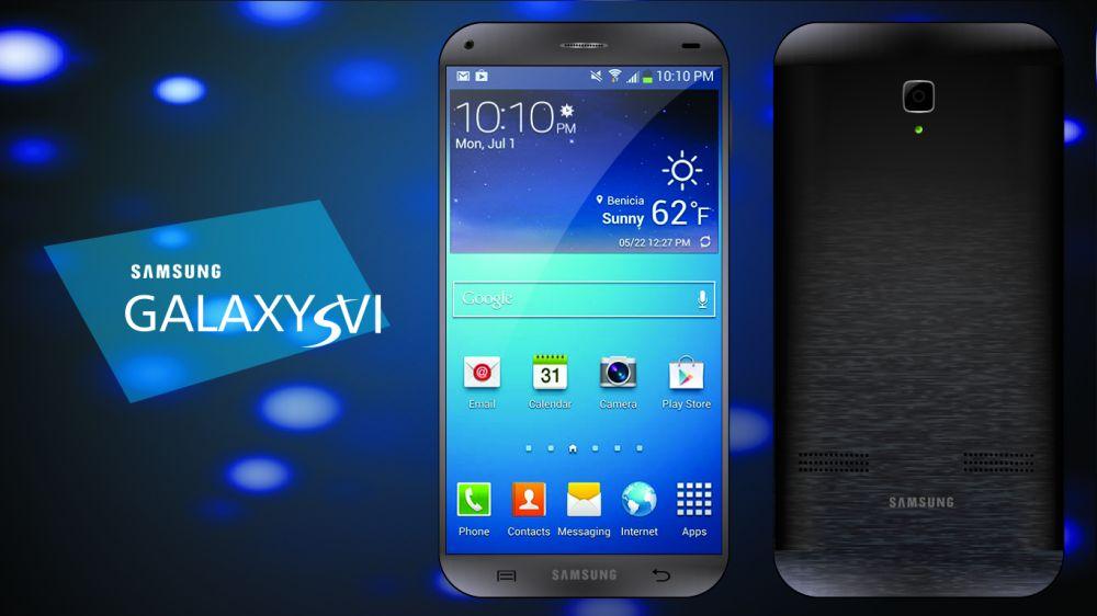 Smartphone mới nhất đầu năm của Samsung, Galaxy S6 đã được bán ra thị trường