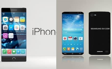 Iphone 7 và Galaxy S6 là 2 dòng smartphone mới nhất sắp được ra mắt