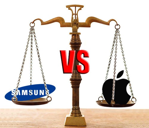 Smartphone mới nhất, Iphone 6 đã kéo cán cân giữa Apple và Samsung trở nên cân bằng