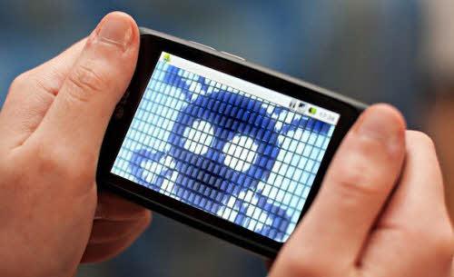 bảo vệ smartphone khỏi virus