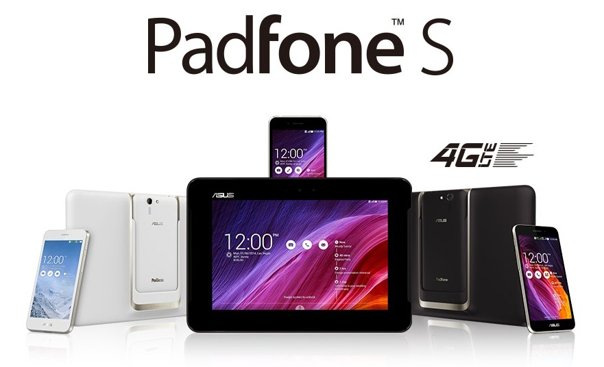 Asus PadFone S là smartphone giá rẻ so với cấu hình cao mà nó đem lại