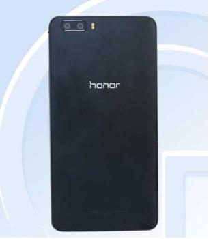 Smartphone Huawei Honor 6X được trang bị cặp camera kép giống HTC One M8