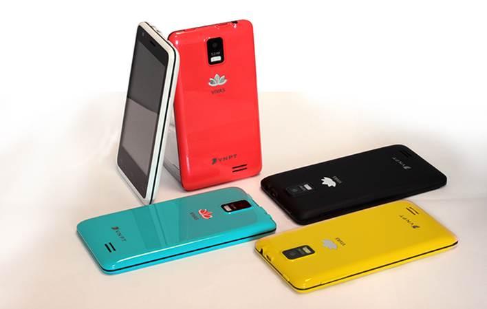 Lotus S2 là smartphone sản xuất tại Việt Nam thế hệ thứ hai của VNPT với ưu điểm thiết kế gọn nhẹ gồm 5 màu xanh dương, hồng, vàng, đen, trắng
