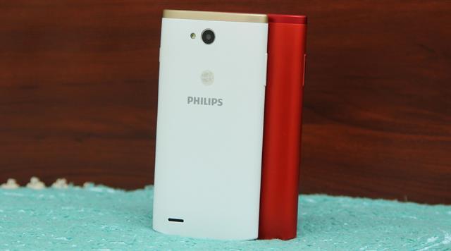 Philip S308 là smartphone giá rẻ có hiệu suất mượt mà hơ