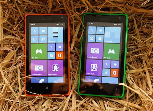 Lumia 532 là mẫu smartphone giá rẻ có thiết kế nhỏ gọn, năng động với nhiều màu sắc cá tính