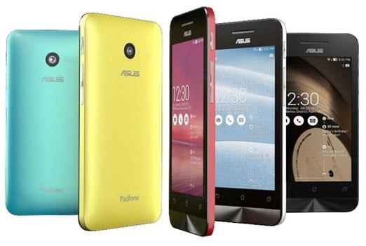 Các dòng smartphone giá rẻ Zenfone luôn nhận được sự yêu thích của người tiêu dùng Việt Nam