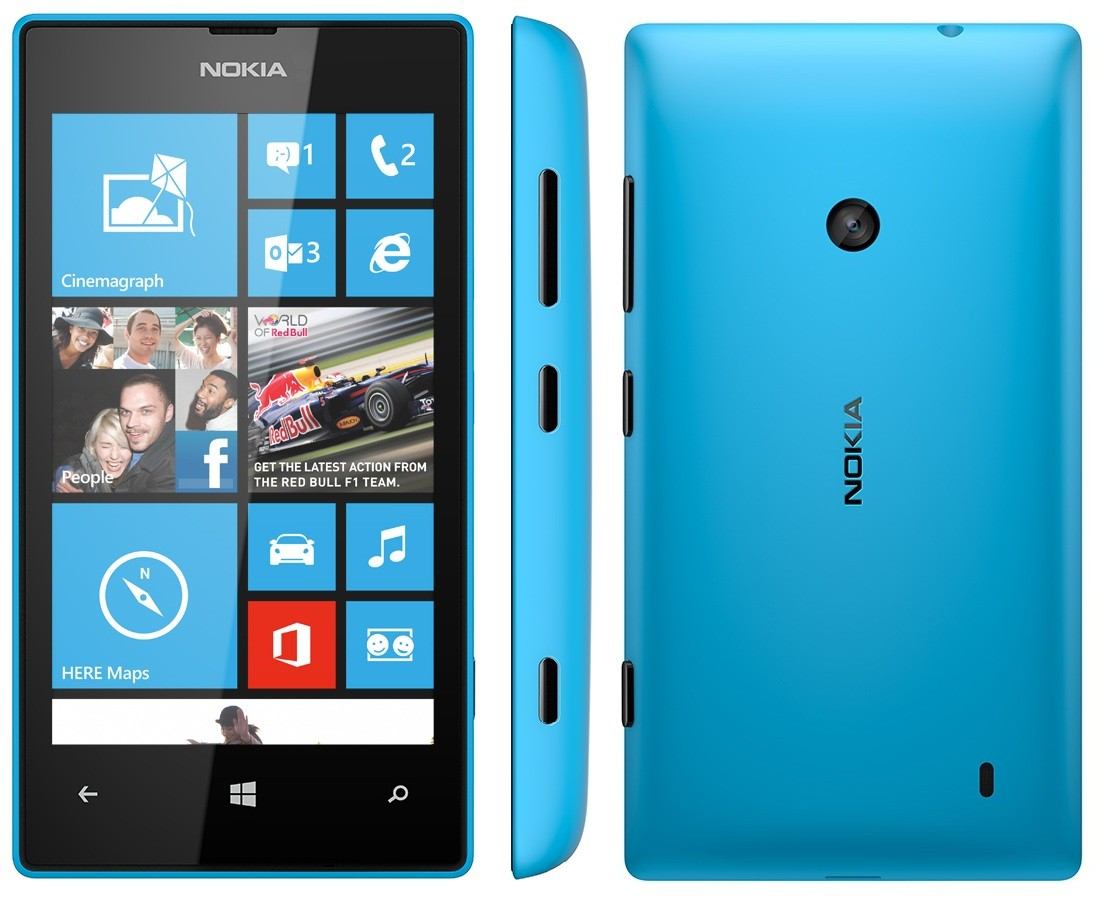 Chiếc Lumia rẻ nhất với thiết kế màu sắc bắt mắt cũng là một sự lựa chọn không thể bỏ qua