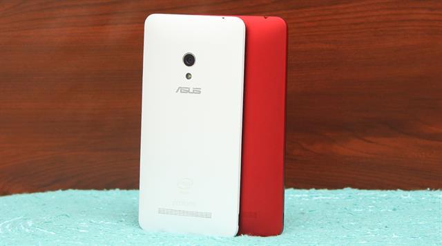 Smartphone giá rẻ Zenfone 5 với màn hình phân giải cao