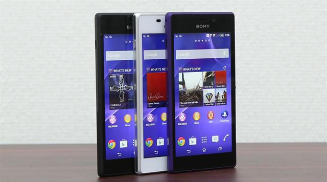 Xperia M2 là chiếc điện thoại thông minh có cảm ứng hình ảnh xuất sắc