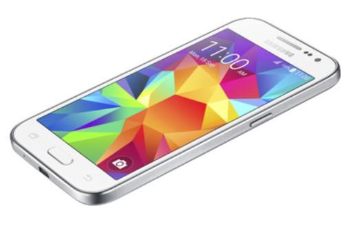 Galaxy Core Prime là smartphone giá rẻ mới ra mắt vào tháng 1/2015 với 2 Sim cấu hình tốt