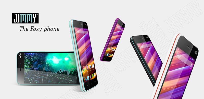 Wiko Jimmy là smartphone giá rẻ gây chú ý bởi có nhiều phiên bản màu sắc trẻ trung và năng động, phù hợp với cả nam và nữ ở mọi lứa tuổi