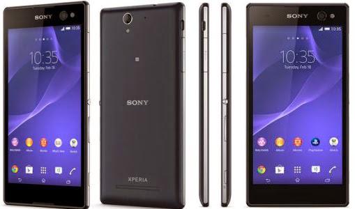 Sony Xperia C3 là smartphone giá rẻ với đèn Flash dịu nhẹ, không gây khó chịu khi chụp ảnh selfie