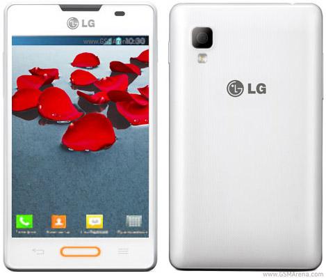 Optimus L4 II nằm trong phân khúc smartphone giá rẻ của LG