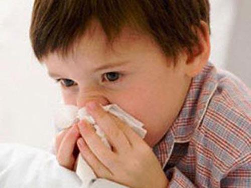 Chảy máu cam là tai nạn thường gặp ở trẻ