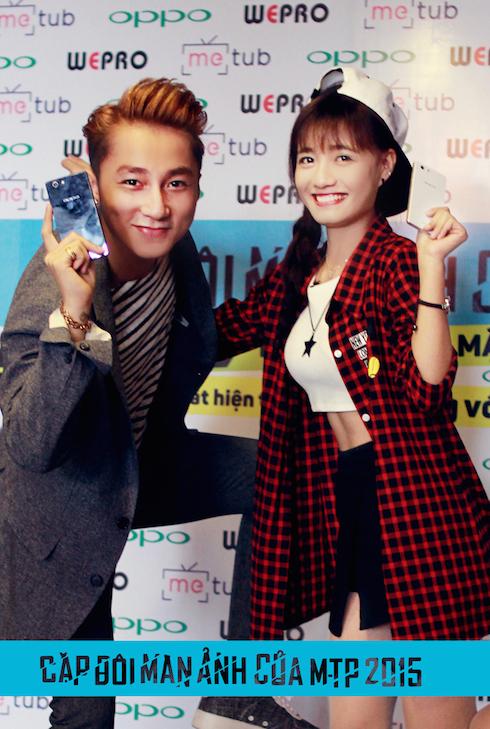 Võ Ê Vo là cô gái may mắn giành chiến thắng trong cuộc thi trở thành bạn gái của Sơn Tùng M-TP