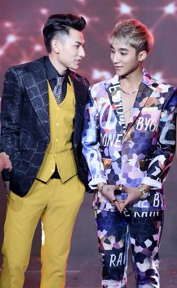 Sơn Tùng M-TP và Isaac là hai mỹ nam được yêu thích nhất nhì The Remix 2015